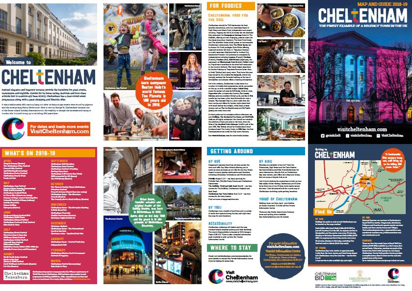 2018 Guide - Visit Cheltenham
