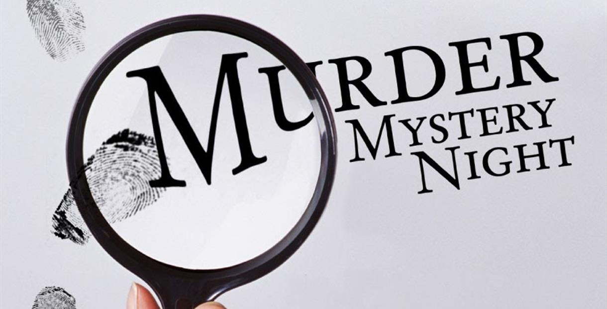Murder Mystery at The Old Courthouse