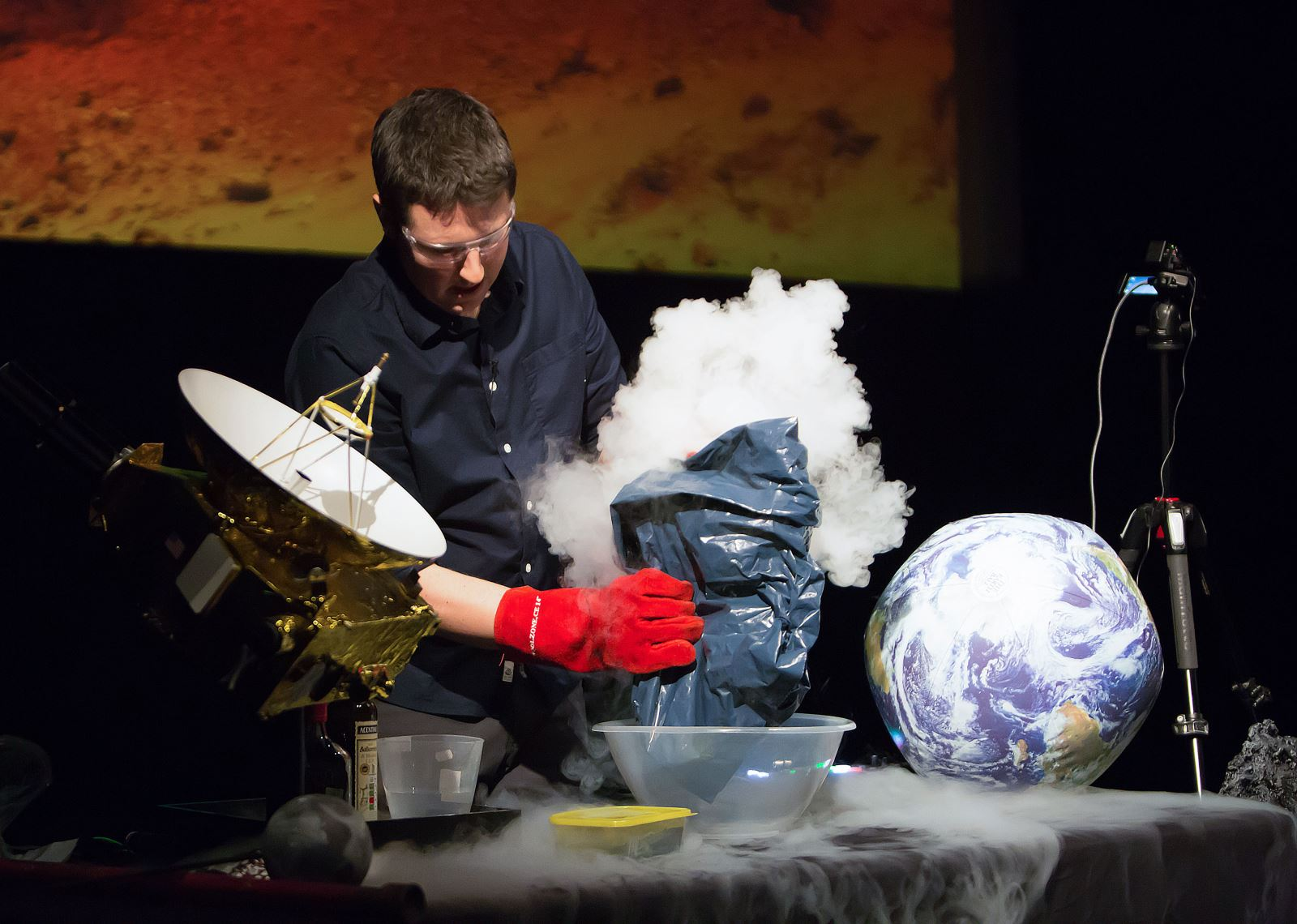 Spectacular story of the planets to be explored live on stage in