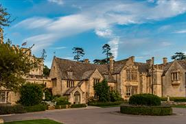Exterior of Ellenborough Park