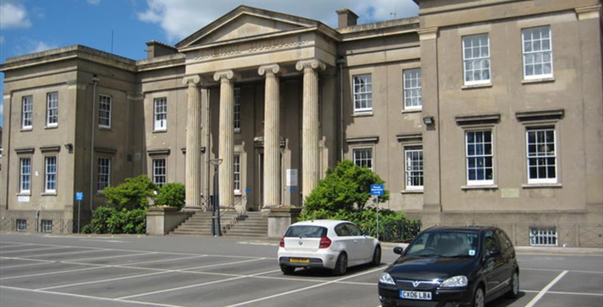 Cheltenham General Hospital Map Cheltenham General Hospital   Your Visit