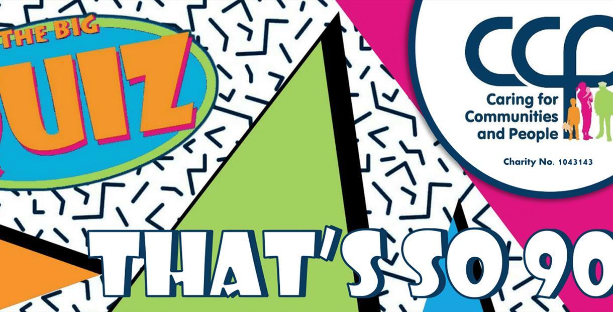 That's So 90s Quiz Night - Cheltenham -