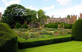 Castle Grounds at Sudeley Castle, Cheltenham
