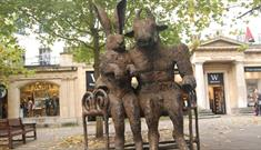 The Hare and the Minotaur