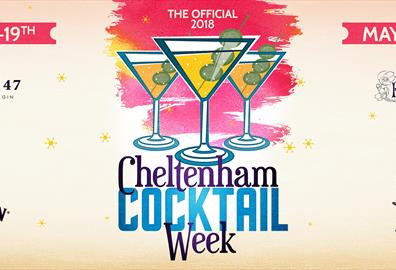 What to expect in Cheltenham Cocktail Week 2018