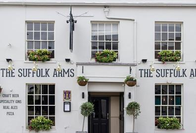 In the Spotlight: The Suffolk Arms