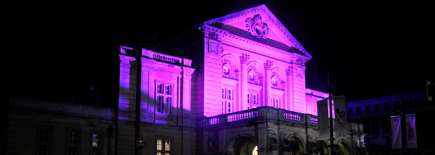 Cheltenham Town Hall 