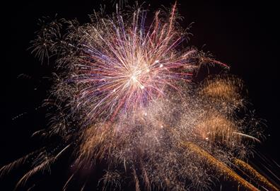 Remember, Remember; Top 3 Firework events this November