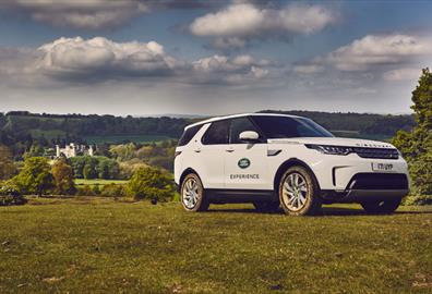 The Perfect Christmas Gift with Land Rover Experience Eastnor