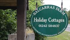 Balcarras Farm Holiday Cottages