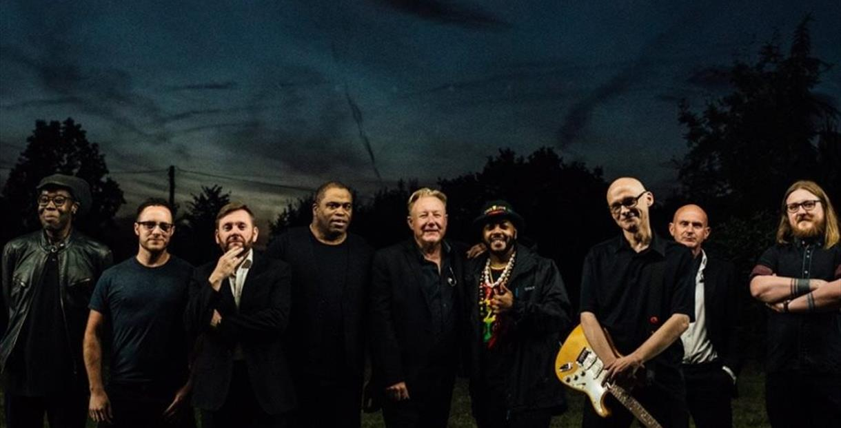 Rats in the Kitchen | UB40 Tribute Show