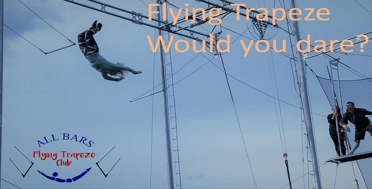 Flying Trapeze Challenge