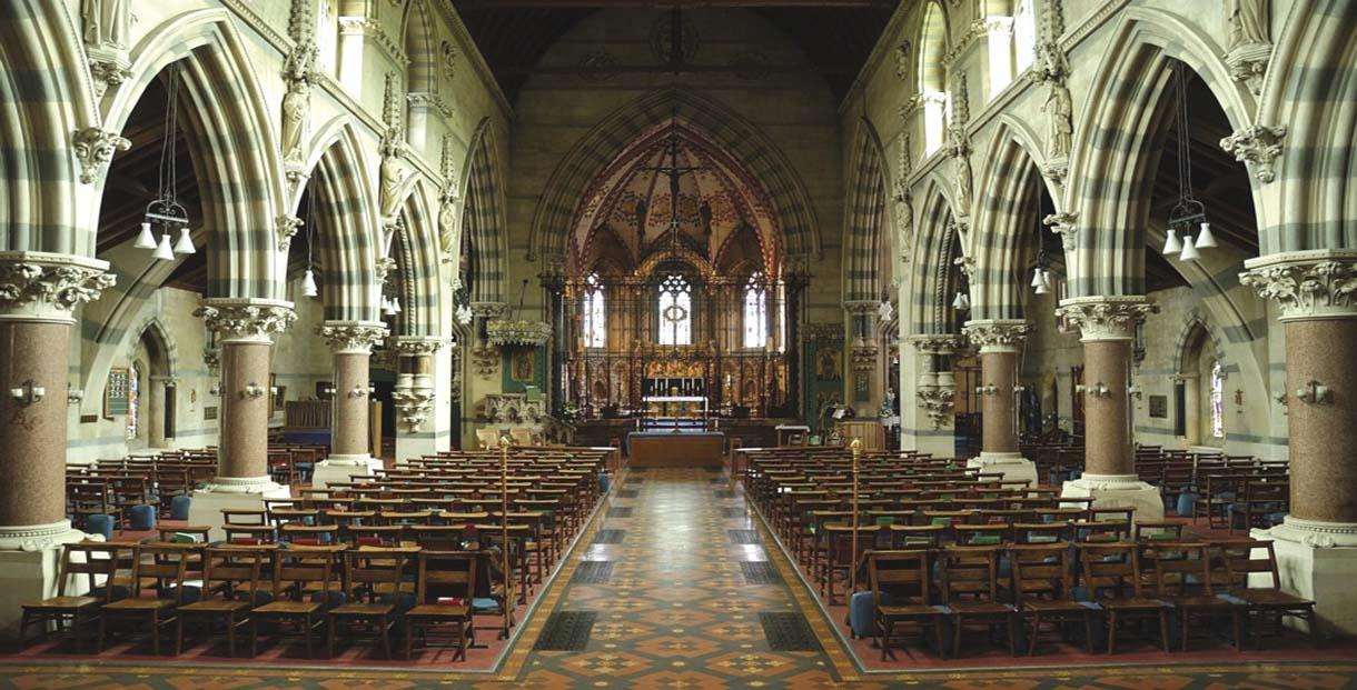 Cheltenham Heritage Open Days - Open Building - All Saints Church