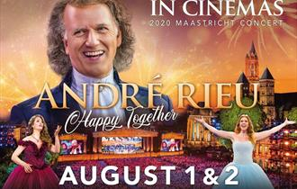 Broadcast: Andre Rieu | Happy Together