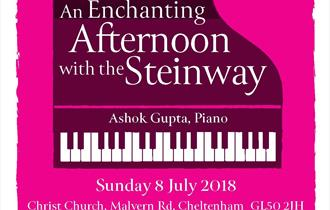 An Enchanting Afternoon with the Steinway