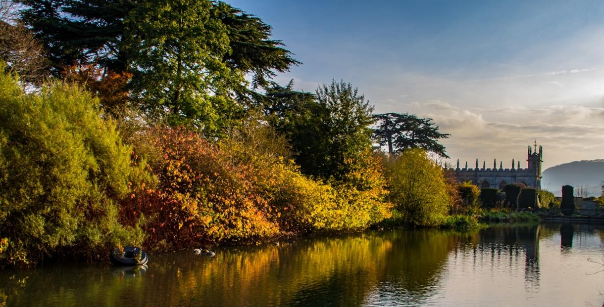 Autumn at Sudeley Castle