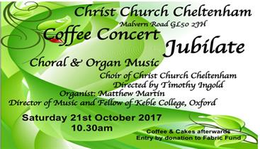"Coffee Concert ""Jubilate"""