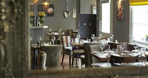 Intimate and relaxed dining at Purslane in Cheltenham