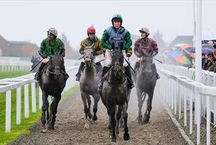 Festival Trials Day at Cheltenham Racecourse