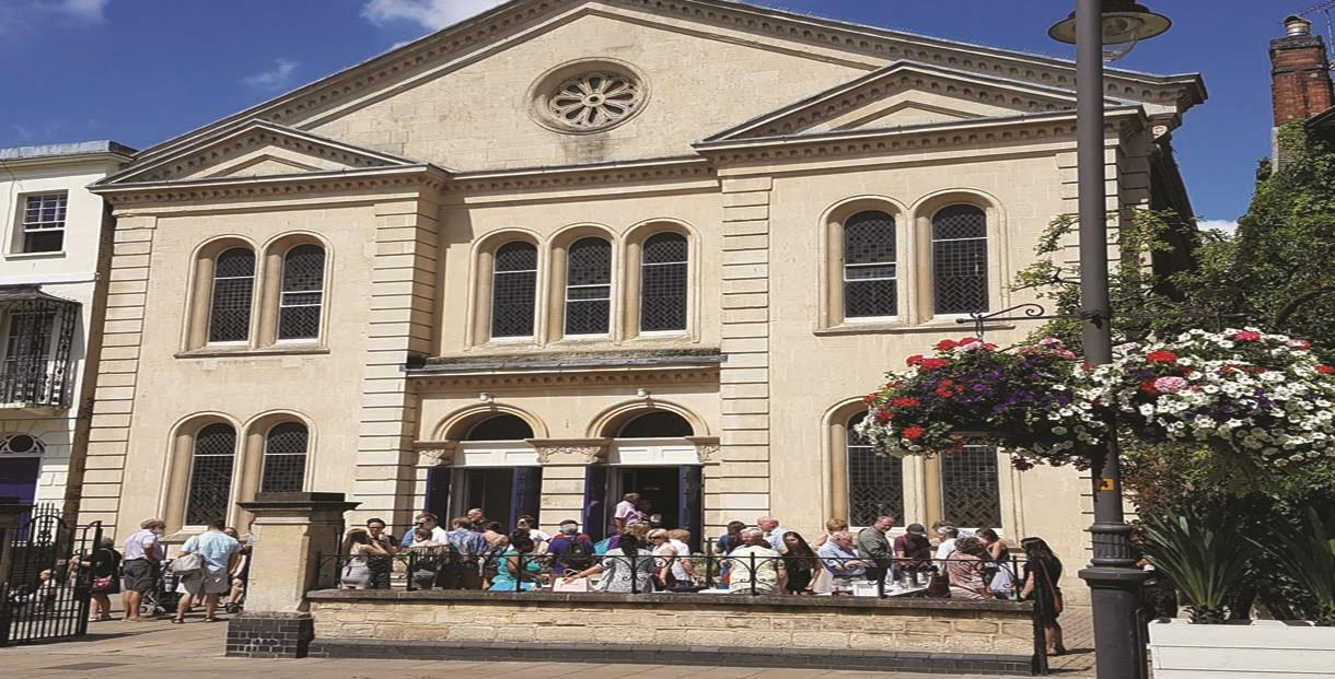 Cheltenham Heritage Open Days - Open Building - Baptist Church