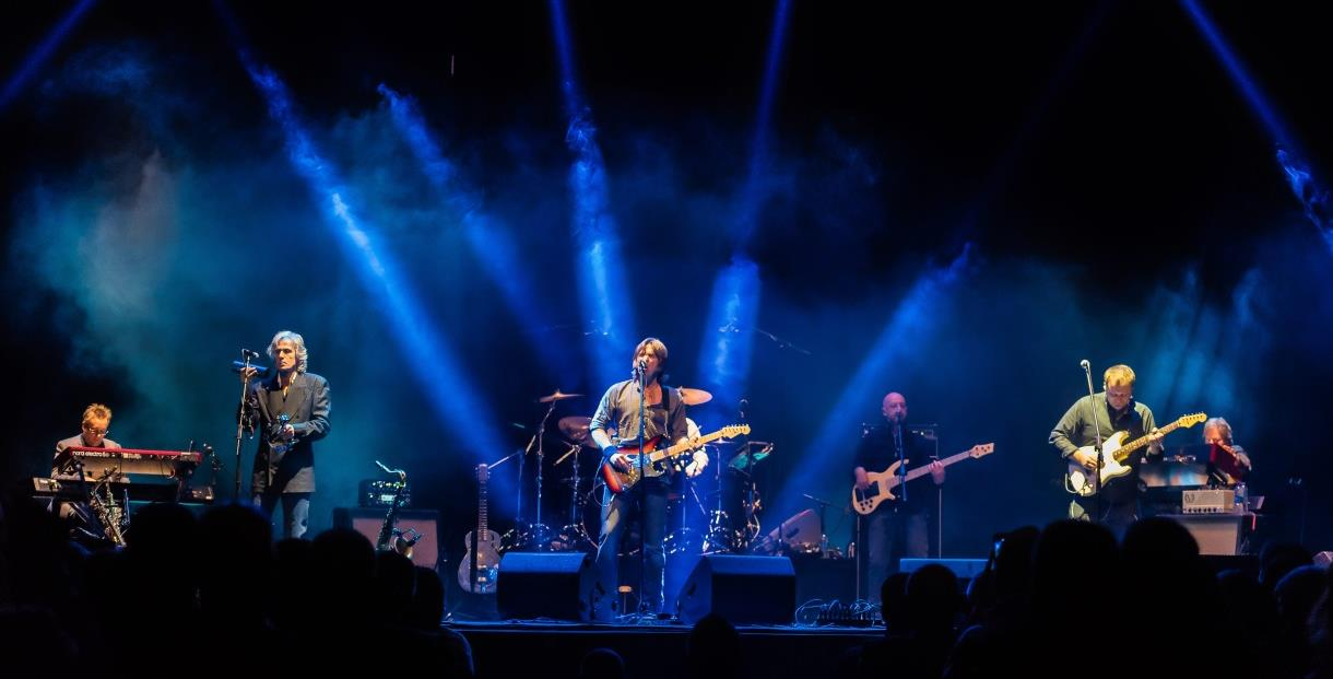 The Dire Straights Experience at Cheltenham Racecourse