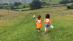 The Meningitis Now Five Valleys Walk