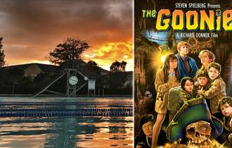 Open Air Cinema - The Goonies (12A)