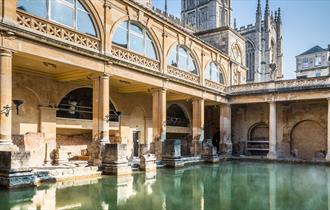 The Roman Baths - The Great Bath