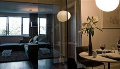 A luxury apartment - Hartley Court