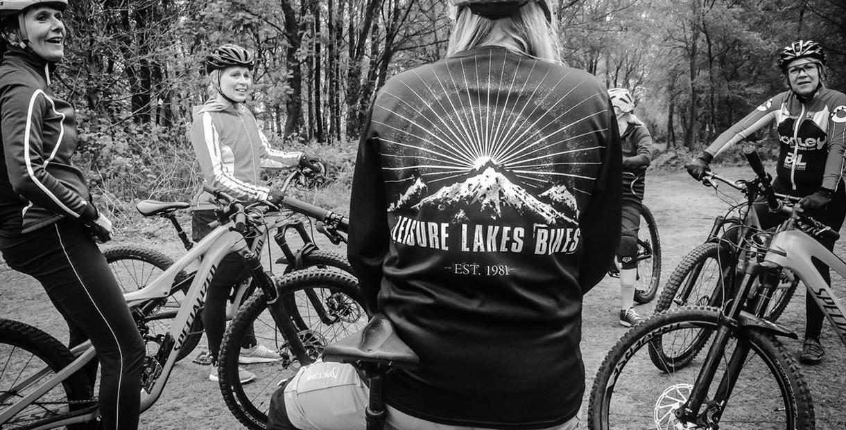 Leisure Lakes Bikes Cheltenham