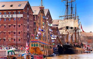 Historic Gloucester Docks