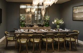 No.131 private dining room