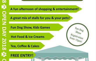 Cheltenham Animal Shelter Open Day