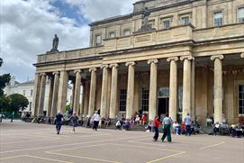 Pittville Pump Room summer entertainment