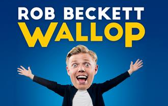 Rob Beckett - Wallop Tour - Cheltenham Racecourse