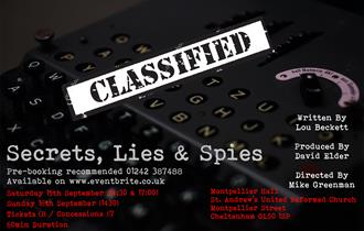 Secrets, Lies and Spies