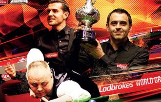 2019 Ladbrokes World Grand Prix