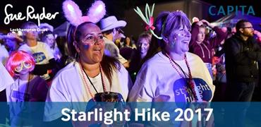 Starlight Hike - A Night to Remember