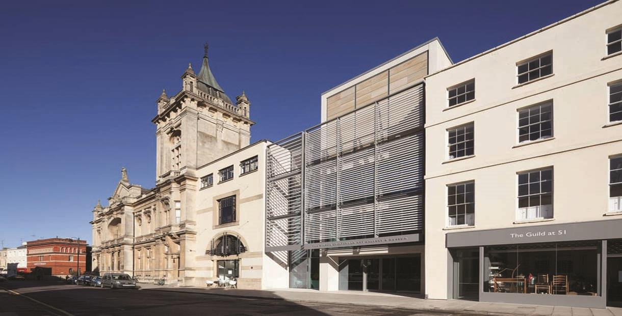 Cheltenham Heritage Open Days - Open Building - The Wilson Art Gallery & Museum