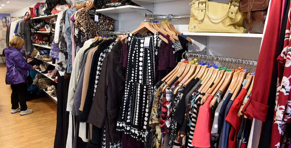 Second Hand Clothing, DVD's, Books in Cheltenham