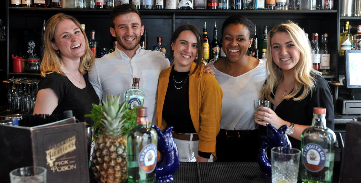 Cheltenham Cocktail Week 2019 Opening Party at Montpellier Wine Bar