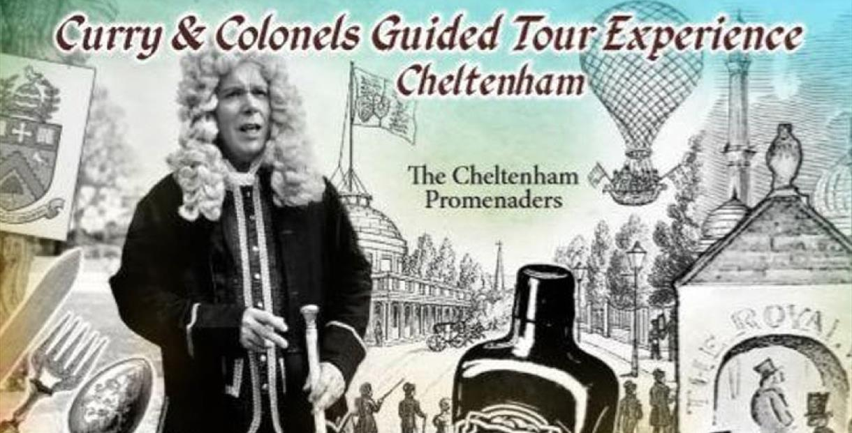 Curry & Colonels Guided Tour Experience