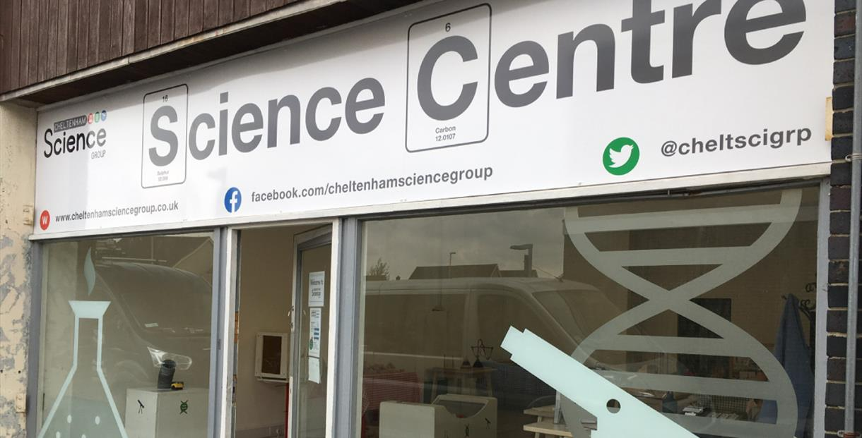 Cheltenham Science Group, Science Centre