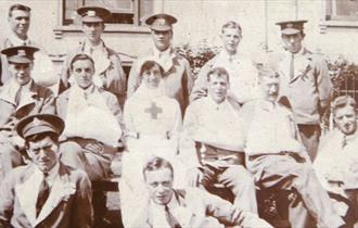 WW1 - 'On the Mend'