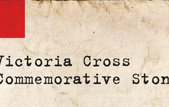 WW1 - Victoria Cross Commemorative Stone