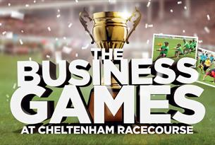 The Business Games at Cheltenham Racecourse