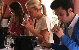 WSET Level 2 Course with Oxford Chelt Wine School