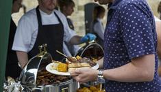 Father's Day BBQ at Ellenborough Park