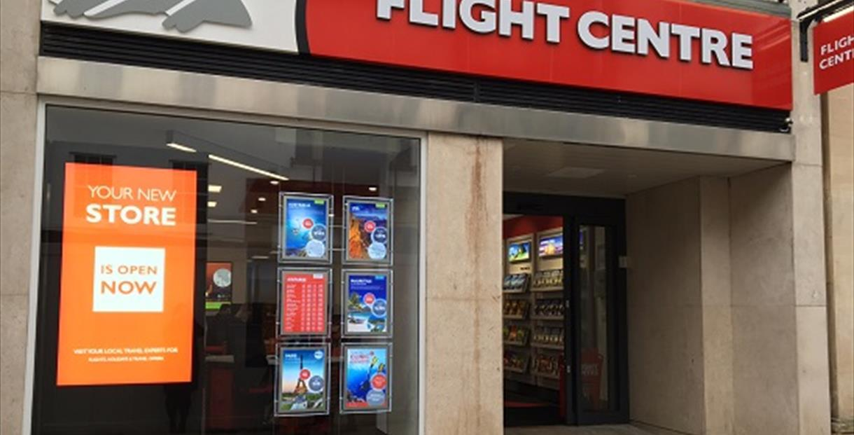 Flight Centre Cheltenham