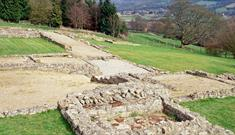 Great Witcombe Roman Villa (English Heritage), Gloucester